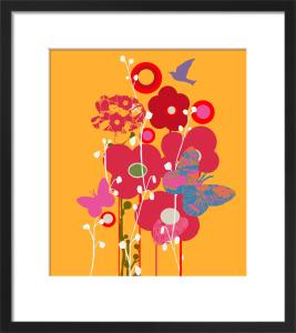 Poppies Sunshine by Tiffany Lynch