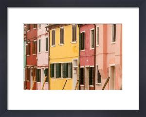Pastello di Burano II by Julian Elliott