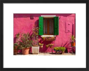 Colorato Burano by Julian Elliott