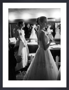 Audrey Hepburn and Grace Kelly by Time Life