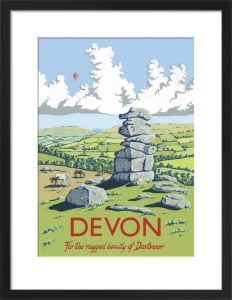 Devon by Kelly Hall