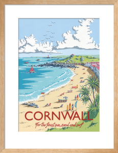 Cornwall by Kelly Hall