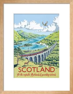 Scotland by Kelly Hall
