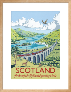 Scotland by Kelly Hall