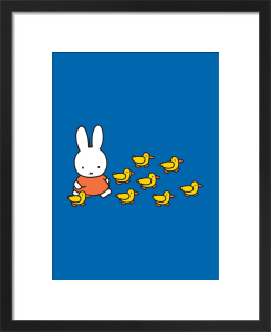 Miffy and Ducks by Dick Bruna
