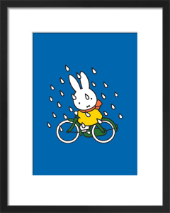 Miffy in the Rain by Dick Bruna
