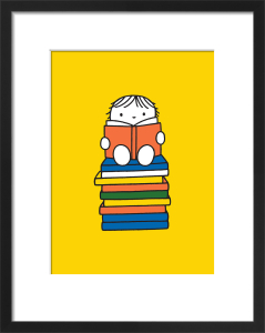 Reading by Dick Bruna