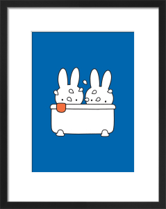 Miffy Bathtime by Dick Bruna