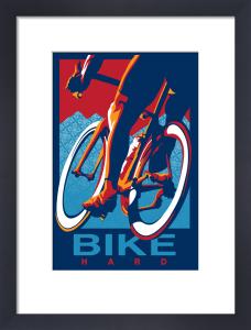 Bike Hard by Sassan Filsoof