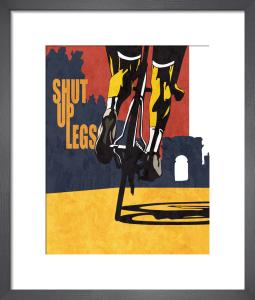 Shut Up Legs by Sassan Filsoof