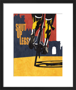 Shut Up Legs by Sassan Filsoof