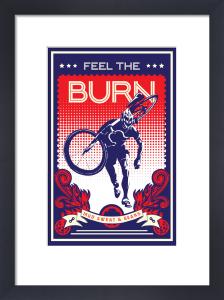 Feel the Burn by Sassan Filsoof
