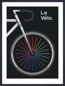 Le Velo Noir by Jeremy Harnell
