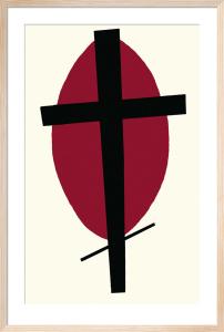 Suprematismus, c.1921/27 by Kazimir Malevich