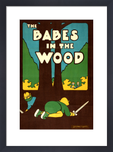 The Babes in the Wood, 1908 by The National Archives