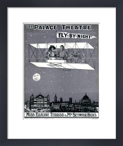 Fly-By-Night, Palace Theatre London 1908 by The National Archives