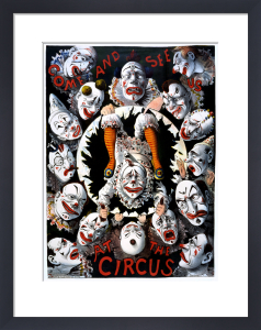 Circus poster, Stafford & Co., 1885 by The National Archives