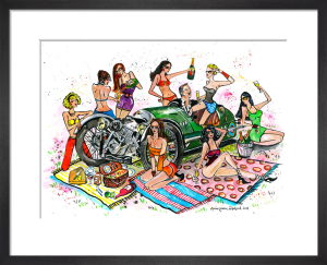 3 Wheeler Party by Anna-Louise Felstead