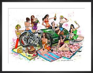 3 Wheeler Party by Anna-Louise Felstead