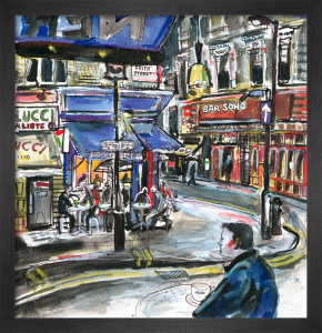 Frith Street by Anna-Louise Felstead