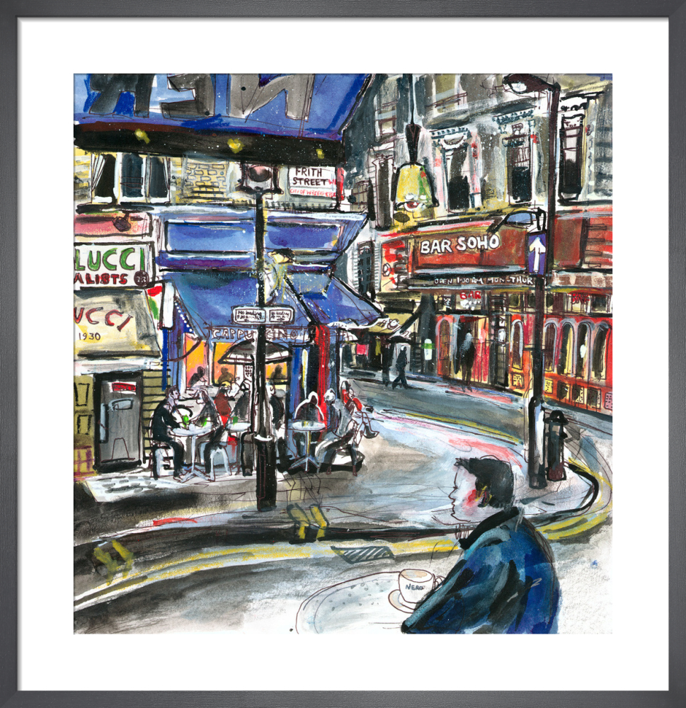 Frith Street by Anna-Louise Felstead