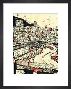 Monaco 1 by Anna-Louise Felstead