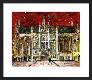 London Guildhall by Anna-Louise Felstead