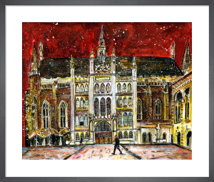 London Guildhall by Anna-Louise Felstead