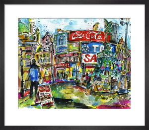 Piccadilly by Anna-Louise Felstead