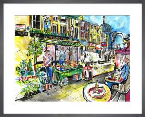 Portobello Market by Anna-Louise Felstead