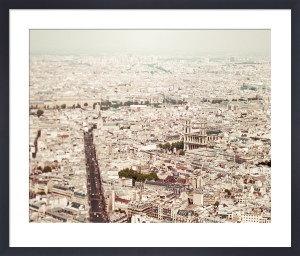 Le Petit Paris by Keri Bevan