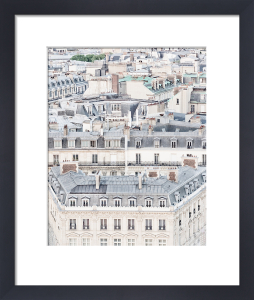 Paris in White by Keri Bevan