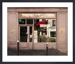 The Colours of Paris by Keri Bevan