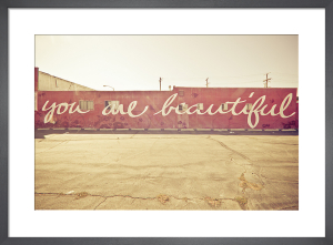 You are Beautiful by Keri Bevan