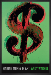 $1, 1982 (Special Edition) by Andy Warhol