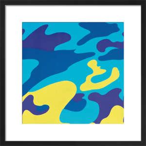 Camouflage, 1987 by Andy Warhol
