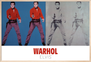Elvis I and II, 1964 (Special Edition) by Andy Warhol