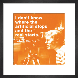 Artificial by Andy Warhol