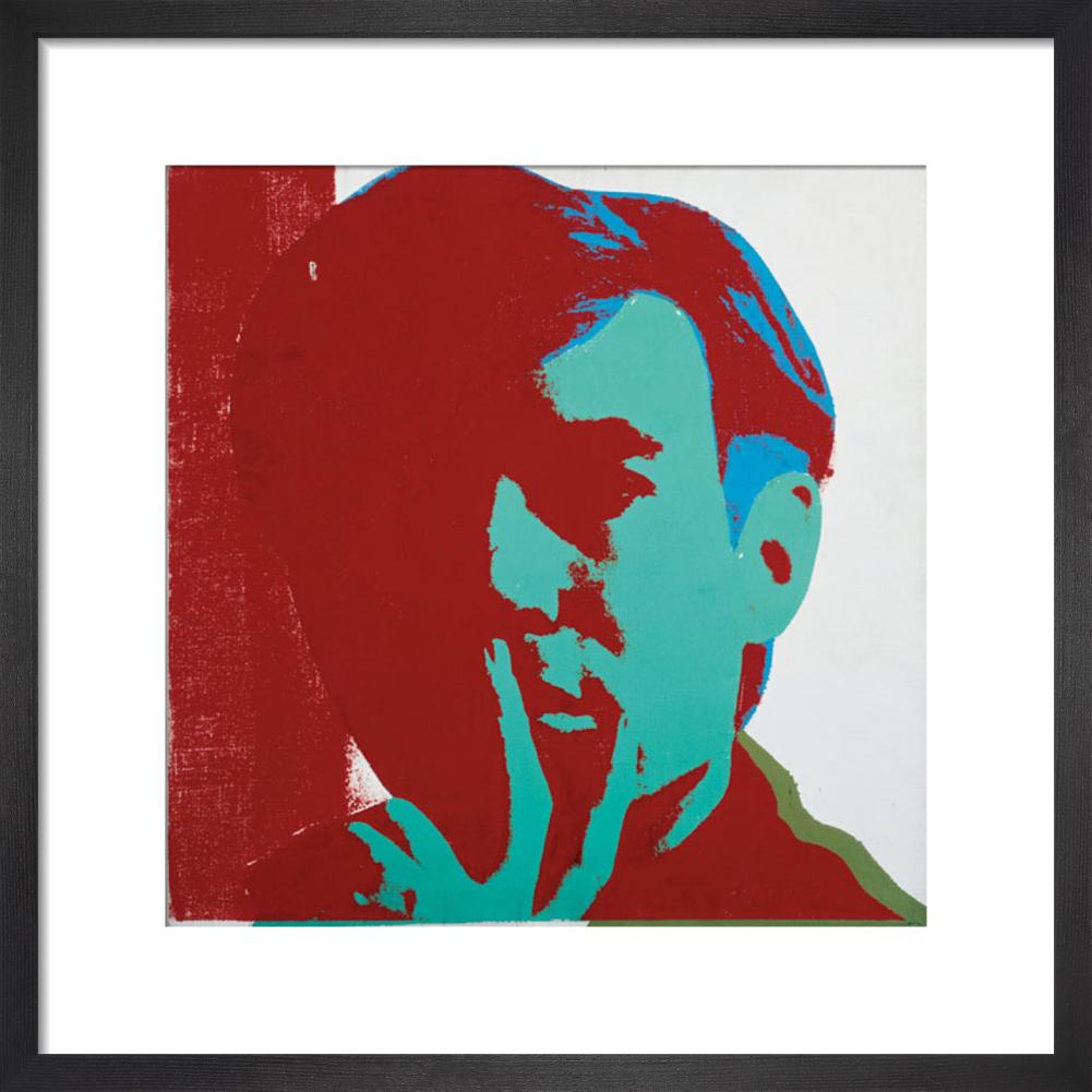 Self-Portrait, 1967 by Andy Warhol