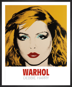 Debbie Harry, 1980 by Andy Warhol