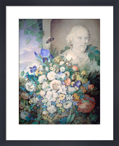 Shakespeare's flowers by Clara Maria Pope