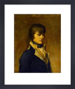Napoleon Buonaparte in His 29th Year Painted at Verona by Francesco Cossia