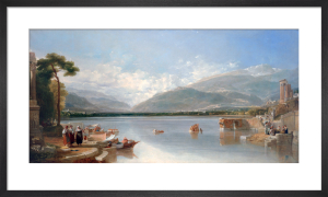 The Passage Point', an Italian Composition by Sir Augustus Wall Callcott