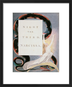 Plate from 'The Complaint, and the Consolation, or, Night Thoughts', 1797 by Edward Young