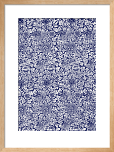 Bird and Anemone by William Morris