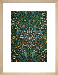 Blackthorn by William Morris
