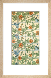 Trellis by William Morris