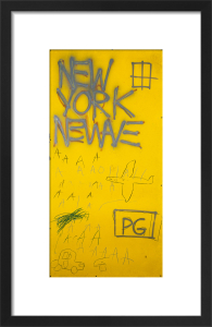 Untitled (New York) 1981 by Jean-Michel Basquiat