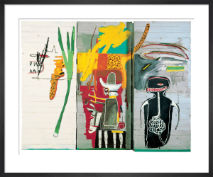 Untitled, 1985 by Jean-Michel Basquiat