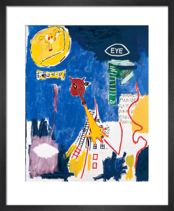 Pakiderm, 1984 by Jean-Michel Basquiat
